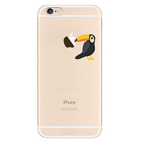 IPHONE SE 5 5S Hülle Karikatur Giraffe Einhorn Silikon TPU Schutzhülle Ultradünnen Case Schutz Hülle für iPhone 5 /5S/SE YM90