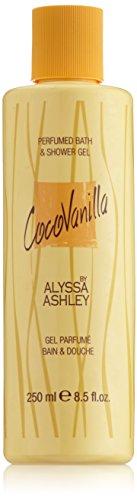 Alyssa Ashley Coco Vanilla femme / woman, Duschgel, 250 ml
