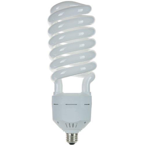 Sunlite SL105/41K/MED/277V 105Watt hohe Wattleistung Spirale Energiesparlampe CFL Medium Boden 277Volt Cool weiß -