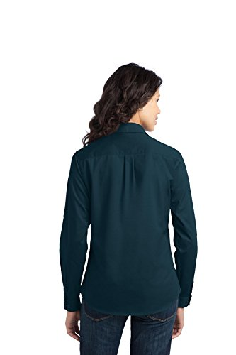 Port Authority - Camicia -  donna Ultra Blue