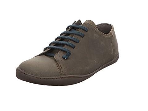 Camper Herren Peu Cami Sneaker, Braun (Medium Brown), 45