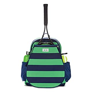 Ame & Lulu Game On Tennis Backpack, Sporty