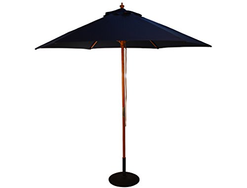 blue-hardwood-pulley-operated-25m-parasol-garden-umbrella