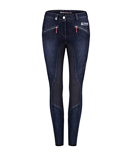 Cavallo - Damen Jeans-Reithose CAJA Grip Denim