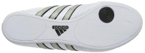 adidas Taekwondo, Chaussures de sports de combat homme Blanc - Weiß (Running White Ftw / Pearl Met. S14 / Black 1)