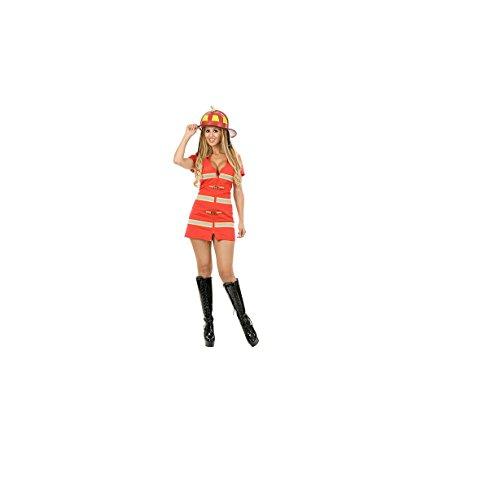 Frauen Feuerwehrmann Kostüm (Kostüme Feuerwehrmann Frauen Für)