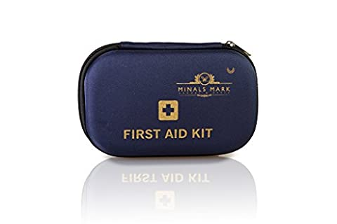First Aid Kit Medical Equipment Bag Lifesystems First Aid Box 7.5cm x 4.5m Conforming Bandage Response Ambulance Care Essentials Emergency Kit Workplace Paediatric Home School Essentials Bandage Scissors Camping Essentials Travel Safety Gloves School Sports Kit Safety Pins