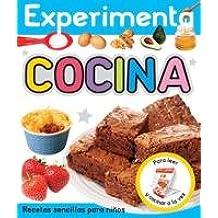 EXPERIMENTA - COCINA: Recetas sencillas para niños (Libros juego)