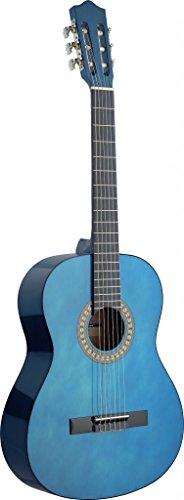 Stagg C542TB chitarra da concerto, colore: blu