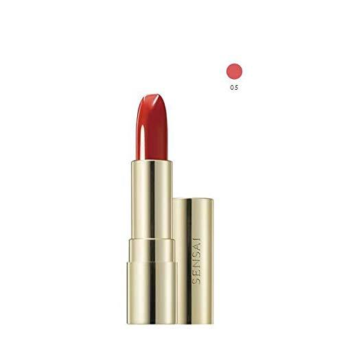 Sensai Lippen femme/woman, The Lipstick Nr. 05 Benikinu, 1er Pack (1 x 3 ml)