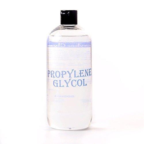 Mystic Moments Glicole propilenico liquido, in bottiglia da 500g