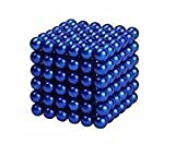 #7: Perfect Magnets Stainless Steel Magnetic Toys Balls Fidget Size: 5 mm - 216 Pieces Magnets Balls
