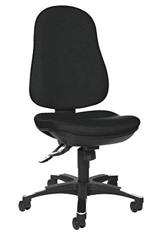 Preisvergleich Produktbild Drehstuhl Trend SY 10 schwarz ohne Armlehnen