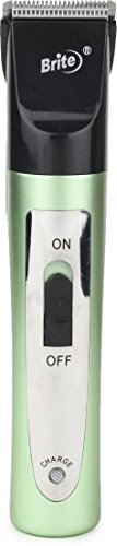 Brite BHT-680 Professional Rechargeable Trimmer - Hair Clipper for Men, Women