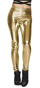 Boland Pantalones, Color Oro, 02300