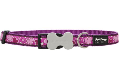 Red Dingo Designer-Hundehalsband -
