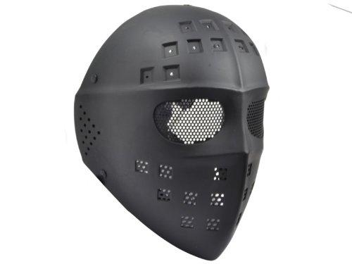 """Softair PREMIUM Maske """"Alien Soldier"""" (schwarz) zu Paintstar®"""