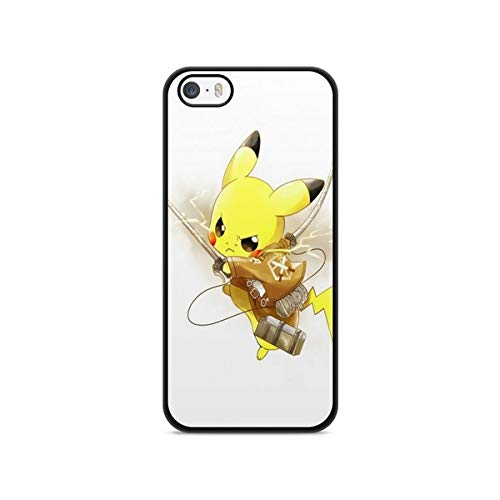 Coque Iphone 5c Pokemon go team pokedex Pikachu Manga Tortank Game boy color Salameche Noctali valor mystic instinct case Model 16