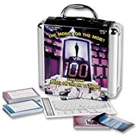 The Money or the Mob? Card Game in Aluminum Case by Cardinal Industries