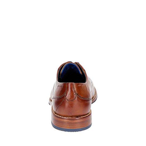 Daniel Hechter Herren 811429011100 Derbys Cognac