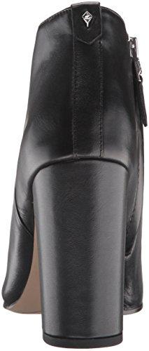 Sam Edelman Damen Cambell Kurzschaft Stiefel Black (Black Modena Calf Leather)