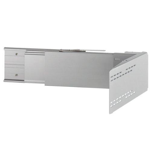 Preisvergleich Produktbild Caratec Flex CFA101L TV-Halter für Wohnmobil,  seitlicher Auszug,  Aluminium
