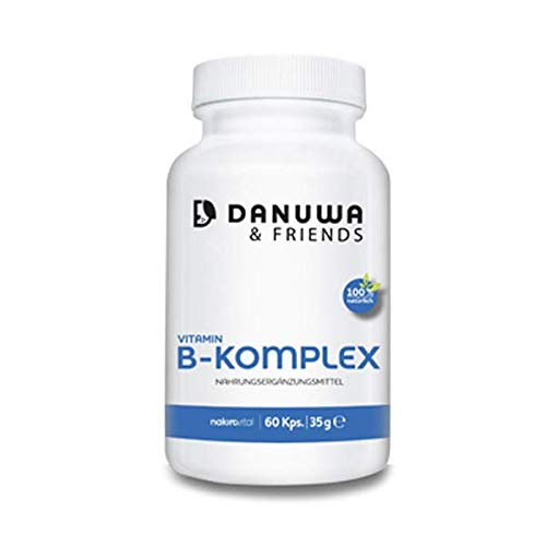Danuwa & Friends B-Komplex 60 Kapseln