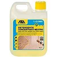 FILA CLEANER Detergente Neutro Concentrato ideale per tutti i tipi di pavimenti e rivestimenti, anche quelli più delicati, 1L