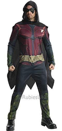 Herren DC Comics Arkham Robin von Batman Superheld -