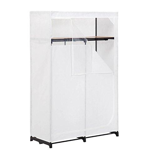honey-can-do-international-wrd-01898-storage-wardrobe-with-top-shelf-steel-white-46-inch