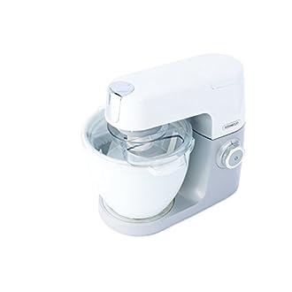 Kenwood KAB957PL Sorbetière pour Robot Plastique Blanc 30 x 26 x 25 cm
