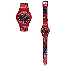 Spiderman Reloj de pulsera ANALOG 48546 Aubame