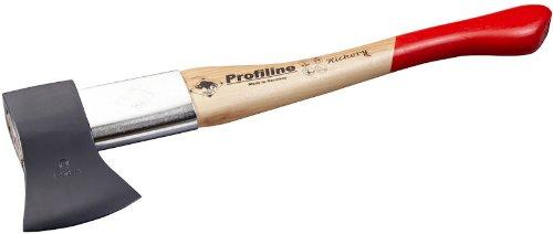 Bison Profiline Spaltbeil 1250 g, Länge 500 mm, Profiwerkzeug für höchste Ansprüche, 01-22-24.2-2295