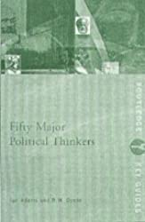 Fifty Major Political Thinkers (Routledge Key Guides)
