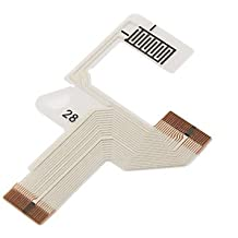 ZCLA destra i pulsanti abxy tasti funzione pulsanti del tastierino chiave cavo della flessione del nastro per Sony PSP 1000 - Abxy Pulsanti