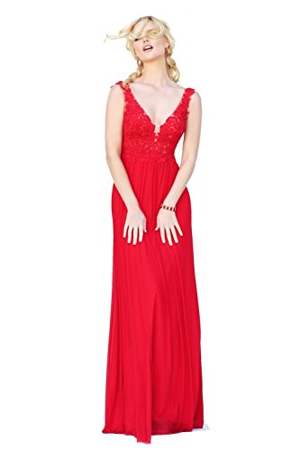 sherri-hill-50255-red-v-neck-embroidered-bodice-gown-uk-8-us-4