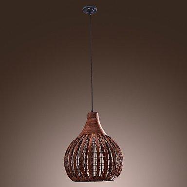 DXZMBDM® 60w comtemporary canna pendente luce naturale