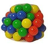 100multi Coloured Play Ballsp immagine