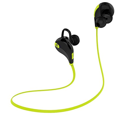 Roboster-Aura-Qy7-Bluetooth-41-Lightweight-Wireless-Sports-Headphones-with-Built-In-Mic-Compatible-for-iPhone-iPad-Samsung-and-Android-Smartphone-Assorted-Color