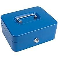 Velleman BG70020 Caja de Caudales, Azul, L