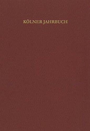 Kölner Jahrbuch für Vor- und Frühgeschichte: Kölner Jahrbuch für Vorgeschichte und Frühgeschichte, Bd.31, 1998