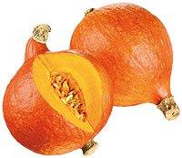 Obst & Gemüse Bio Kürbis Hokkaido (1 x 1000 gr)