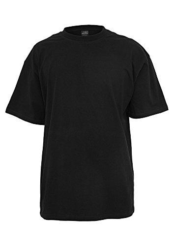 URBAN CLASSICS TB006 Tall Tee T-Shirt Black
