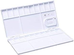 Futurekart Air Tight Colour Mixing Palette Set of 1 (White)