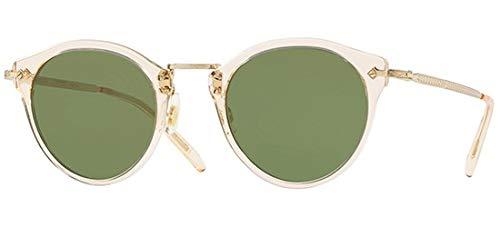 Oliver Peoples Sonnenbrillen OP-505 SUN OV 5184S BUFF/GREEN C Herrenbrillen