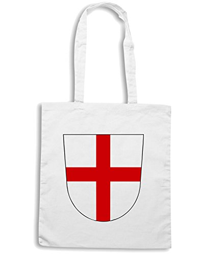 T-Shirtshock - Borsa Shopping TSTEM0036 freiburg coat of arms Bianco