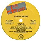Visions (US, 4 versions, 1990) [Vinyl Single]