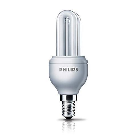 5x Philips GENIE CDL 865, 5W E14, Energiesparlampe Lichtfarbe
