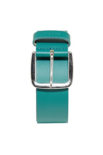 ESPRIT Accessoires Damen Gürtel 088EA1S001, Grün (Emerald Green 305), 85