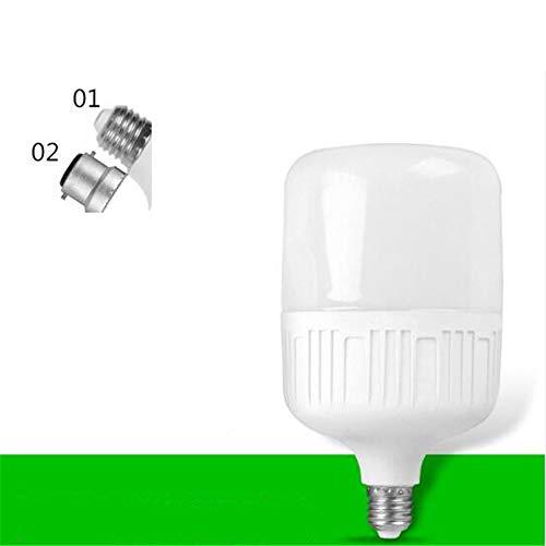 Led lampadina a risparmio energetico sezione corrente costante tre anti-lampadina E27 a baionetta E27 bocca a vite 01 10